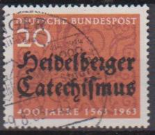 BRD 1963 MiNr.396  400 Jahre Heidelberger Katechismus ( A661 ) Günstige Versandkosten - BRD