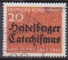 BRD 1963 MiNr.396  400 Jahre Heidelberger Katechismus ( A662 ) Günstige Versandkosten - BRD