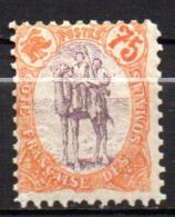 Col17  Colonie Cote Des Somalis  N° 49 Neuf X MH Cote 15,00€ - Côte Française Des Somalis (1894-1967)