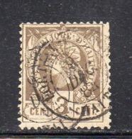 Y530 - HAITI 1882 , Yvert N. 9 Usato  (2380A) - Haiti