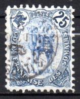 Col17  Colonie Cote Des Somalis  N° 45 Oblitéré Cote 20,00€ - Oblitérés