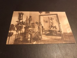 Heestert Zwevegem Pensionnat ND - Klooster OLV - Gelopen 1934 - Vestibule En Ontvangkamer - Zwevegem