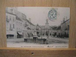 PONTARLIER Faubourg St Pierre - Pontarlier