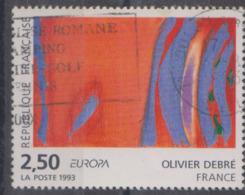 #18 FRANCE - EUROPA 1993 Timbre Oblitéré (3) - Europa-CEPT