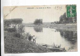 77 - CHELLES - Les Bords De La Marne - Chelles