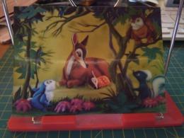 149166 CARTOLINA ORIGINALE WALT DISNEY BAMBI 3D - Disney