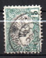 Col17  Colonie Cote Des Somalis  N° 56 Oblitéré Cote 5,00€ - Oblitérés