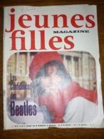 Jeunes Filles Magazine N°16, 27 Février 1964, Bi-mensuel: Les Beatles - Musique