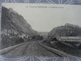 25- PONTARLIER- DEFILE DE LA CLUSE N° 644 - Pontarlier