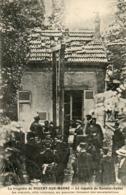 94. CPA. NOGENT SUR MARNE. La Tragédie, Le Repaire De Garnier-Vallet, Bande à Bonnot, Les Constatations. 1922 - Nogent Sur Marne