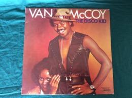 """LP Van Mc Coy """"The Disco Kid"""" AVCO 1975 - Disco, Pop"""