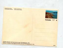 Carte Postale 8 C  Bois Flotté  Bateau - 1953-.... Règne D'Elizabeth II