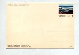 Carte Postale 8 C Detroit De Juan De Fuca - 1953-.... Règne D'Elizabeth II