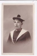 CARTE PHOTO   Marin Rozier  Du Colbert 1932 - Personnages
