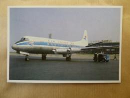 AIR INTER   VISCOUNT   F-BGNU   LYON BRON AEROPORT - 1946-....: Modern Era