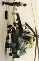 CONGO  Les Européens Pris Au Piege à  POINTE NOIRE  HELICOPTERES ET VIEUX MIG 19 De L'époque De NGUESSO  En 97 - Guerre, Militaire