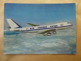 AIR FRANCE  CARGO  B 747   EDITION MOVIFOTO N° 50035 - 1946-....: Era Moderna