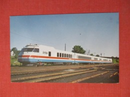 Amtrak's Turbo Train    Ref 3674 - Trains