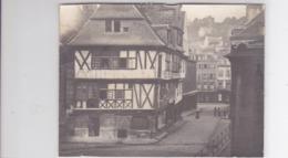 Photographie Bretagne Finistere Morlaix Rue A Situer ( Ref 254) - Lieux