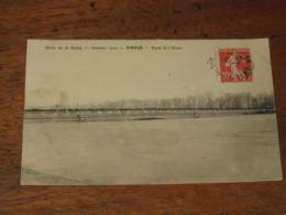 Crue De La Seine - Janvier 1910 - PARIS -Pont De L'alma - La Crecida Del Sena De 1910