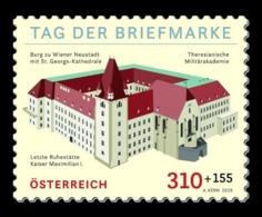 Austria 2019 Mih. 3488 Wiener Neustadt Castle MNH ** - 1945-.... 2nd Republic