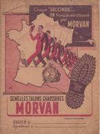 "S M/ Protège-cahiers Illustrés > Semelle    ""Morvan""   (N= 1) - Book Covers"