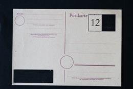 40770) ALL. BESETZUNG Aufbruchausgaben Ganzsache PM 831 I Ungebraucht Aus 1946 - Zone AAS