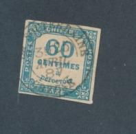FRANCE - TAXE N°YT 9 OBLITERE CAD DU 25 AVRIL 1887 - 1859-1955 Gebraucht