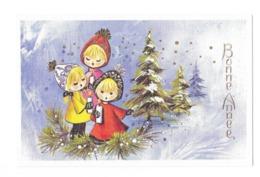 Carte De Bonne Année / Nouvel An - Nouvel An