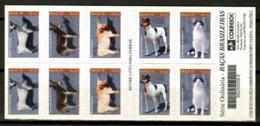 Brazil 1998 Brasil / Animals Mammals Dogs Cats Booklet MNH Carnet Fauna Mamíferos Säugetiere / Cu12428  2-19 - Briefmarken