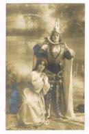 CPA N&b Lohengrim, 1907 (légende Arthurienne) - Personnages Historiques