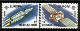 Belgium 1991 Bélgica / Europa CEPT Space MNH Espacio / Kj25  30-28 - Europa-CEPT