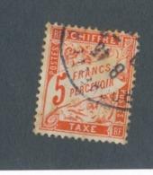 FRANCE - TAXE N°YT 66 OBLITERE - 1941 - Taxes