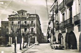 34287. Postal SAN CELONI (barcelona) Plaza Ayuntamiento ,antigua Plaza España Y C/Jose Antonio. Hotel SUISS - Barcelona