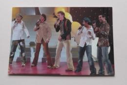STAR ACADEMY ( 4 ) Edit. PANINI Belgique > Photocard () Anno ?? ( See / Zie Photo ) ! - Andere Verzamelingen