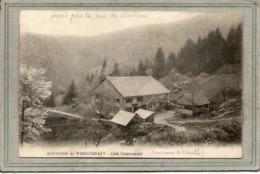 CPA - Environs De KRUTH (68) - WERSCHMATT - Aspect De La Ferme-Auberge-Café Grunenwald  En 1921 - Andere Gemeenten