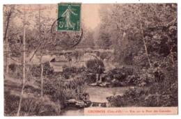 5904 - Grosbois ( 21 ) - Vue Sur Le Pont Des Cascades - - Francia