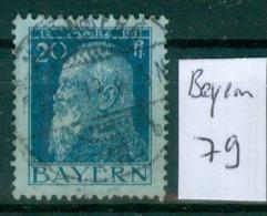 Bayern  79      O / Used  (L960) - Bavaria