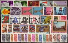 REPUBBLICA !!! 1968 ANNATA COMPLETA NUOVA MNH** 43 VALORI !!! - 6. 1946-.. Republic