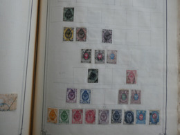MONDE  Collection De Plusieurs Milliers De Timbres Anciens Tous Pays - Colecciones (en álbumes)
