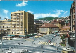 Neuchatel - Place Numa Droz - H5769 - NE Neuchâtel