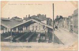MACHECOUL - Rue Du Marché, Les Halles - Machecoul