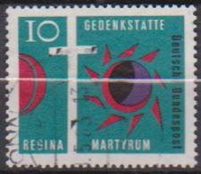 BRD 1963 MiNr.397  Gedenkstätte Regina Martyrum ( A665 ) Günstige Versandkosten - BRD