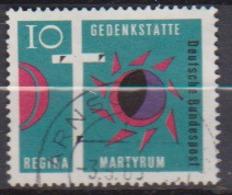 BRD 1963 MiNr.397  Gedenkstätte Regina Martyrum ( A666 ) Günstige Versandkosten - BRD