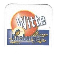 151a  Brie. Grain D'orge Hombourg Witte Kosberger - Sous-bocks
