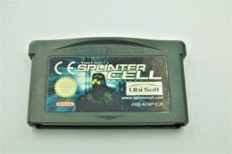 NINTENDO GAMEBOY ADVANCE: TOM CLANCEY'S SPLINTER CELL  - UBISOFT -  Europe - 2003 - Consoles De Jeux