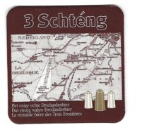 153a Brie. Grain D'Orge Homborg 3 Schténg - Portavasos
