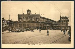 Lille - La Gare - LL N° 193 - Lille