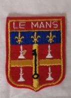 Ecusson LE MANS 72 Sarthe Souvenir Tissu - Ecussons Tissu
