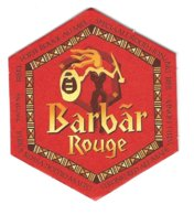 175a Brie. Lefebvre Quenast Barbar Rouge - Sous-bocks